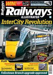 Railways Illustrated issue   December 2017