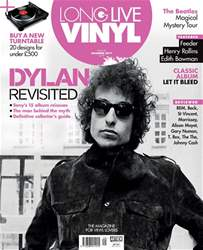Long Live Vinyl issue December 2017