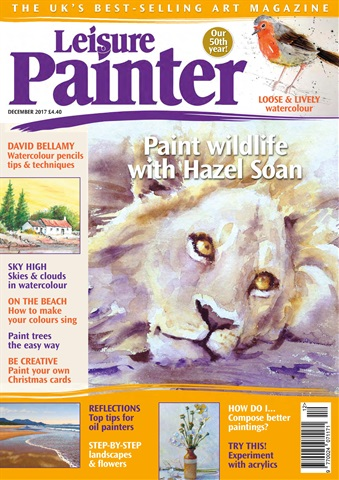 Leisure Painter issue Dec-17