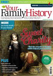 Your Family History issue November 2017