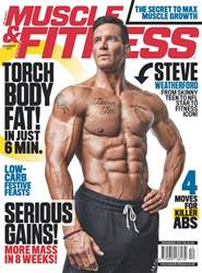 Muscle & Fitness Magazine issue December 2017