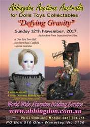 Abbingdon Auctions issue Defying Gravity