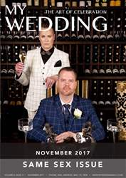 My Wedding issue Nov 2017