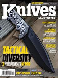 Knives Illustrated issue December 2017