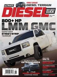 Ultimate Diesel Builders Guide issue Dec/Jan 2017