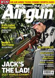 Airgun World issue Nov-17
