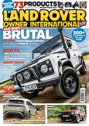 Land Rover Owner issue December 2017
