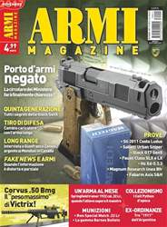 ARMI MAGAZINE issue Novembre 2017