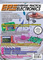 Everyday Practical Electronics issue Dec-17