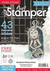 Craft Stamper issue December 2017