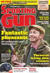 Sporting Gun issue December 2017