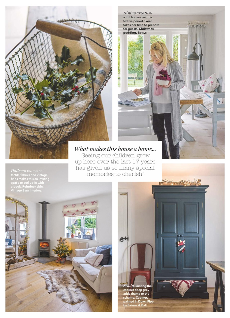 Country Homes Interiors Magazine December 2017
