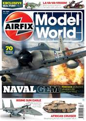 Airfix Model World issue   December 2017