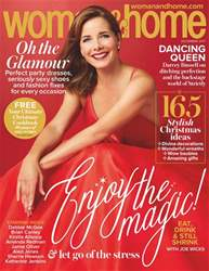 Woman & Home issue December 2017