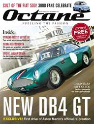 Octane issue December 2017