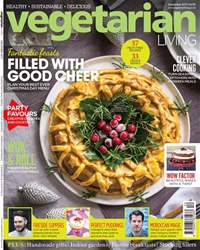 Vegetarian Living issue Dec-17