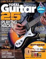 Total Guitar issue November 2017