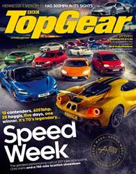 Top Gear issue December 2017
