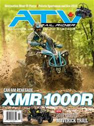 ATV Trail Rider issue Nov/Dec 2017