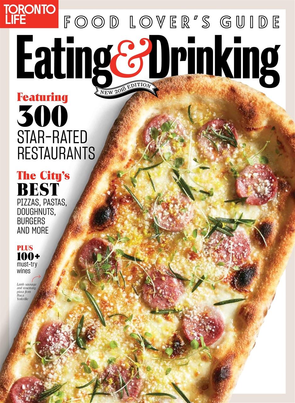 Toronto Life Eat & Drink 2018
