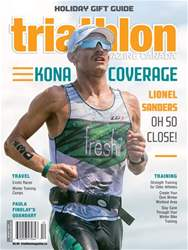 Triathlon Magazine Canada issue Volume 12 issue 6