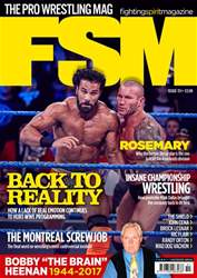 Fighting Spirit Magazine issue Issue 151
