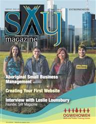 Say Magazine issue Issue 85, Fall 2017