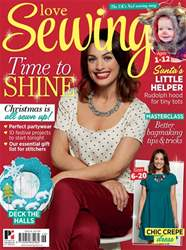 Love Sewing issue Issue 46