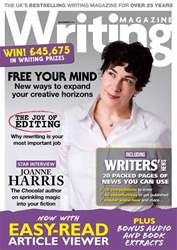 Writing Magazine issue December 2017