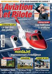 Aviation et Pilote issue Novembre 2017