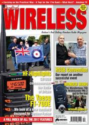 Practical Wireless issue December 2017