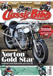 Classic Bike issue November 2017