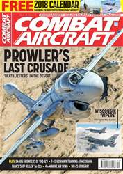Combat Aircraft issue   December 2017