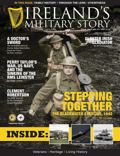Ireland's Military Story Digital Issue