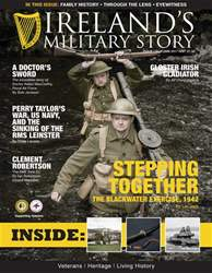 Ireland's Military Story issue Ireland's Military Story Autumn 2017