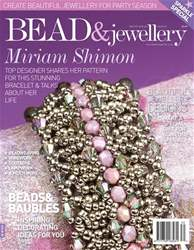 Bead Magazine issue Winter Special 2017