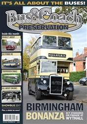 Bus & Coach Preservation issue   December 2017