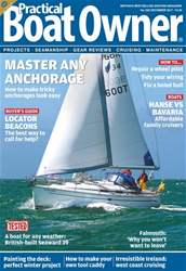 Practical Boatowner Magazine Cover