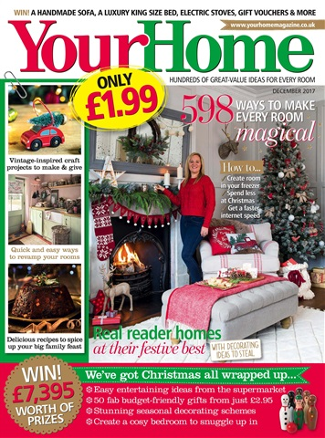 Your Home Magazine issue December 2017