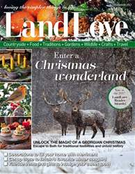 LandLove Magazine issue December 2017