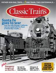 Classic Trains issue December 2017