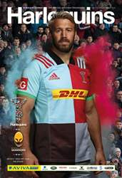 Harlequins v Worcester Warriors Aviva Premiership issue Harlequins v Worcester Warriors Aviva Premiership