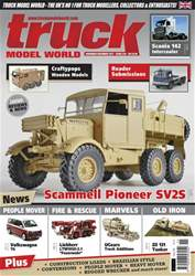 Truck Model World issue Nov Dec 2017