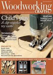 Woodworking Crafts Magazine issue November 2017