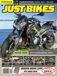 JUST BIKES issue 18-04