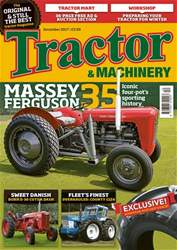 Tractor & Machinery issue December 2017
