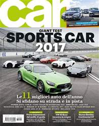 CAR magazine Italia issue NOVANTACINQUE