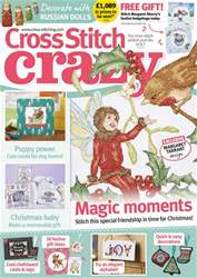 Cross Stitch Crazy issue December 2017