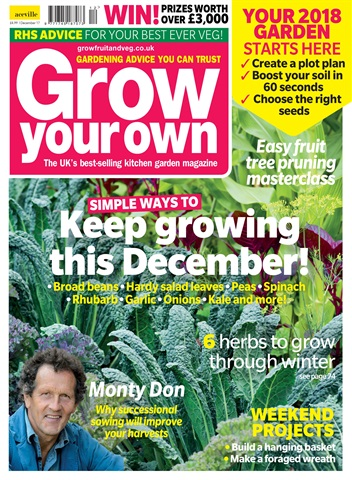 Grow Your Own issue Dec-17