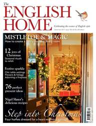 The English Home issue December 2017